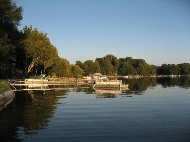 Hutchins Lake View Summer
